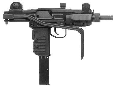 Uzi IV Mini